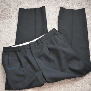 Towncraft Black Dress Pants